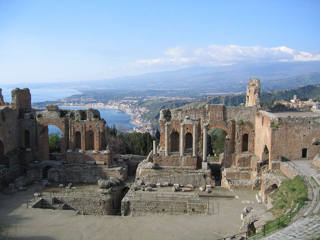 Theater Taormina