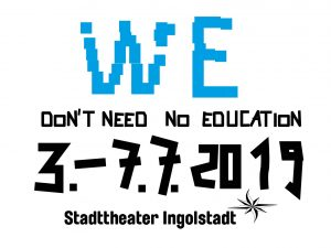»We don't need no education« - Junger Futurologischer Kongress